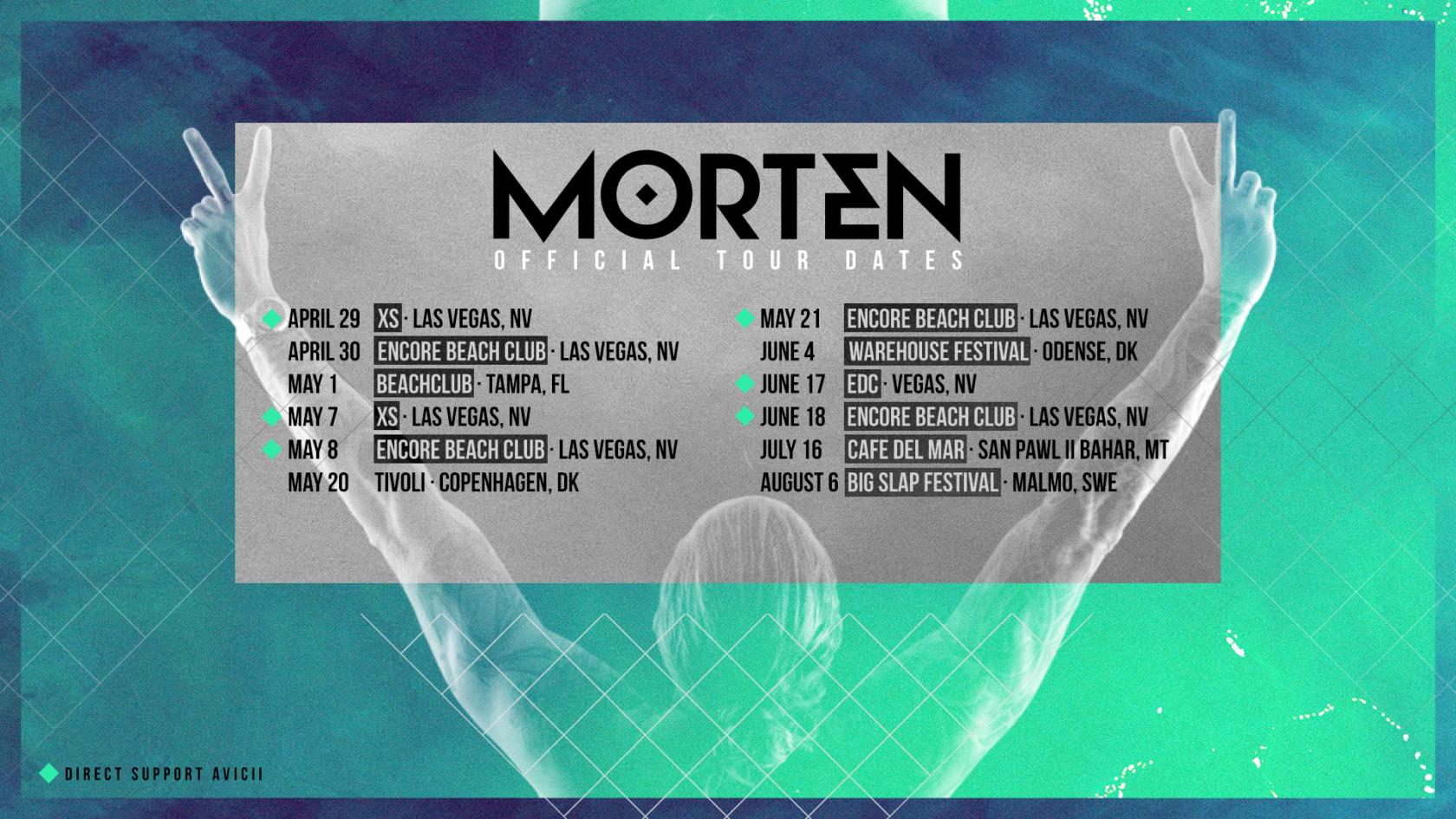 MB – Tour Dates