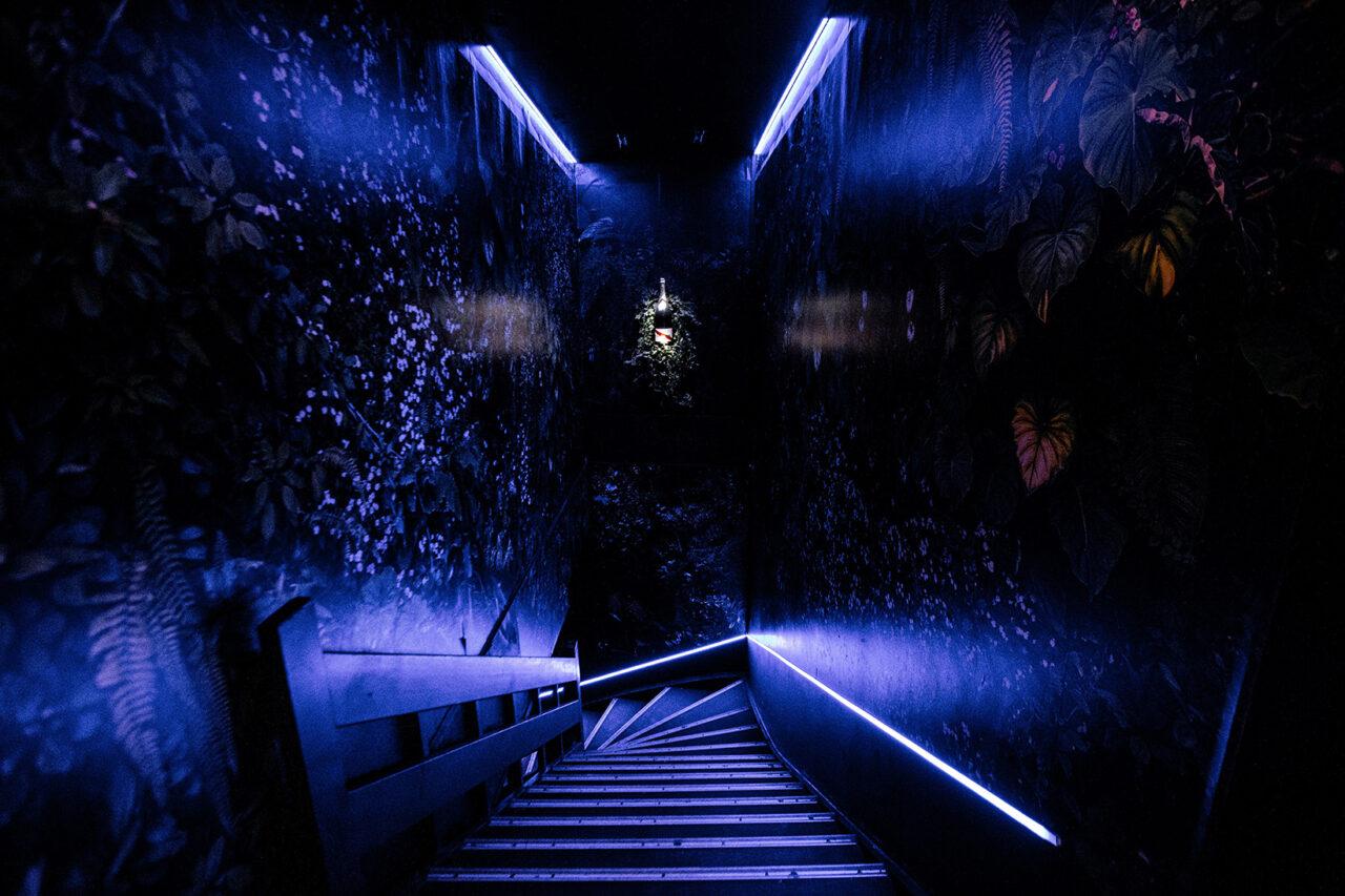Trappegang til 1. sal